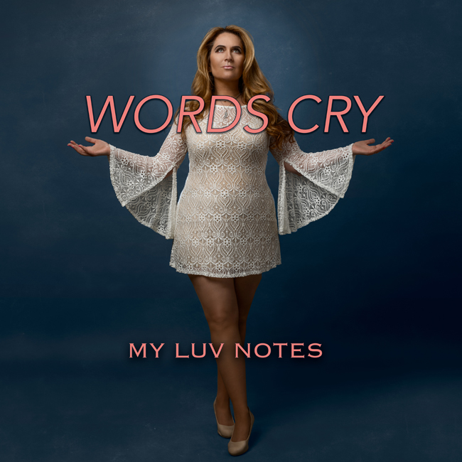 Portada del ??lbum Words Cry